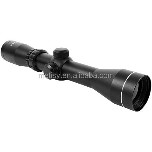 2-7x42 long eye relief 30MM scout scope with scope rings