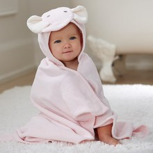 Cotton baby hooded towel Animal Hooded Towel Pattern Customized