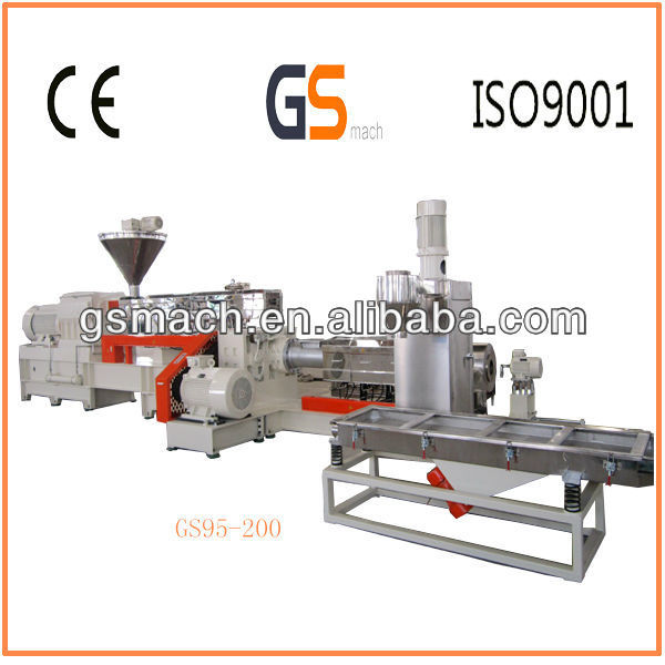 GS 95/200 BOPS BOPP POE machine melt plastic
