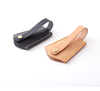 Factory price top layer genuine leather key cover 2016