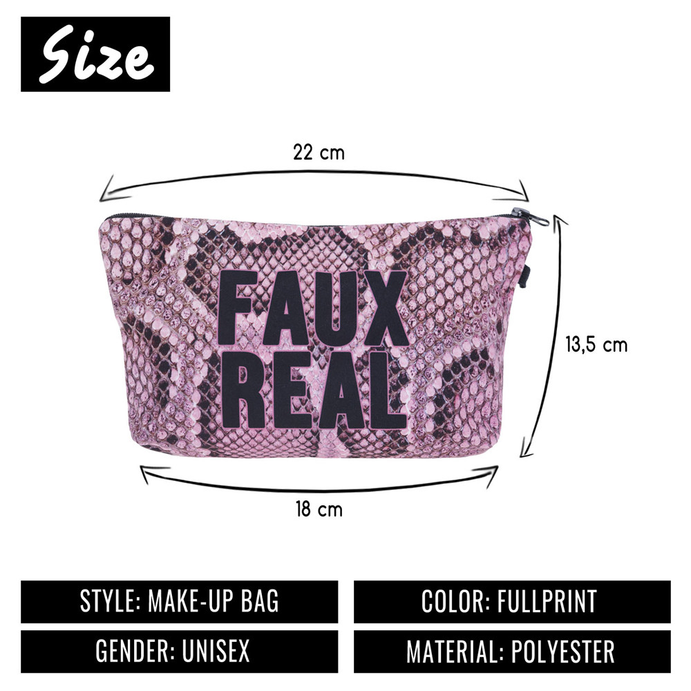 41159 faux real croco pink 0