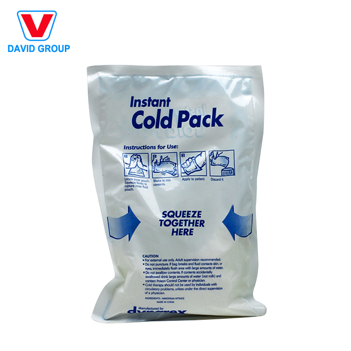 Outdoor HealthcareInstant Ice Pack Instant Cold Pack