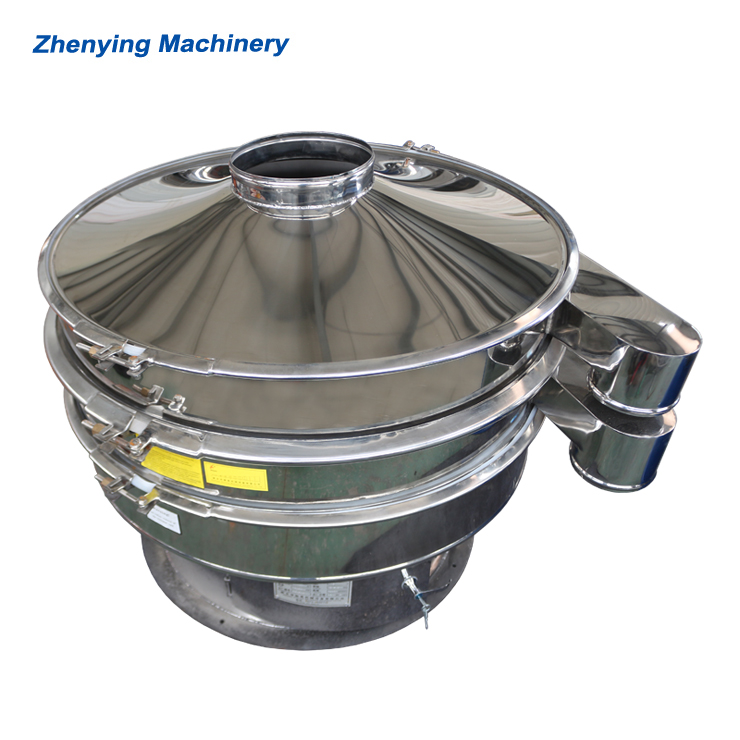 ZYD dry powder vibrating tumbler screening