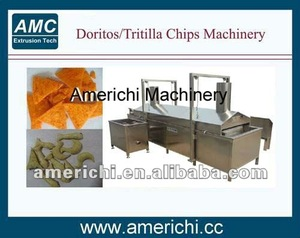 Nacho chips/dorito chips snack food machinery