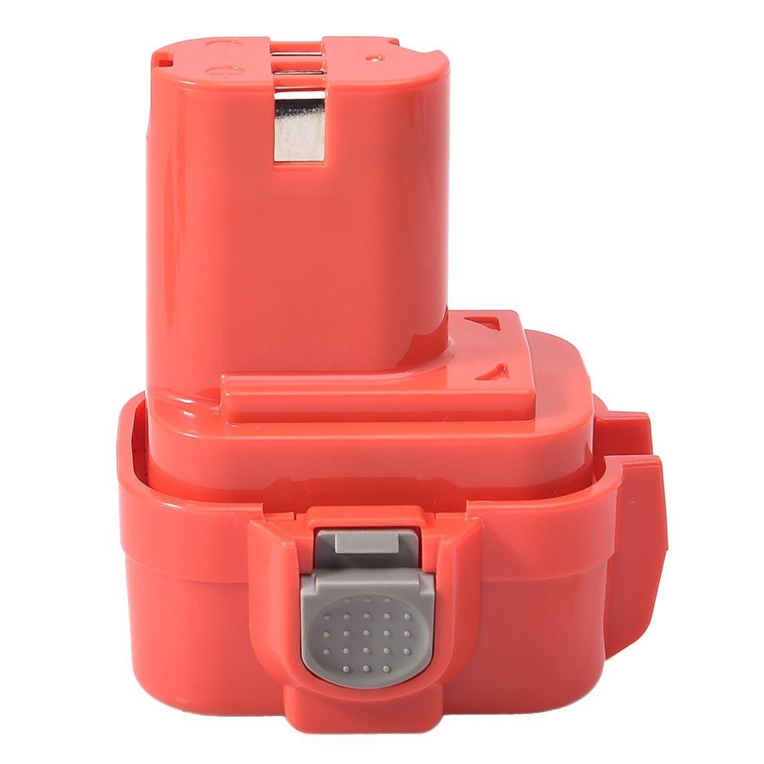 DSTE Ni-MH Power Tool Battery for Makita 192595-8 192596-6 192638-6 193977-7 638344-4-2 9120 9122