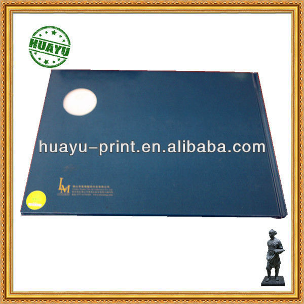 case printing books/image catalogue printing/hardcover books printing