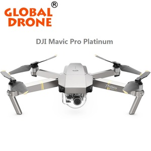 In stock! DJI Mavic Pro PLATINUM Fly more combo Drone 7KM Long Distance With 4K HD Camera Folding FPV Drone VS Mavic Pro GPS dji