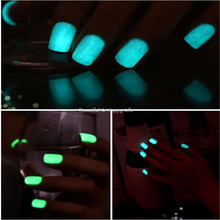 1 PCS Nail Gel Candy Colors Gel Polish Resin Long Lasting Luminous UV Glue Nails Glow