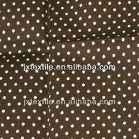 160gsm CVC garment fabric water oil resistance 60 cotton 40 polyester fabric