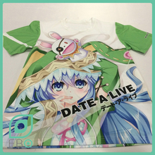 Anime t shirt Date a Live Custom printed t shirt all size own design
