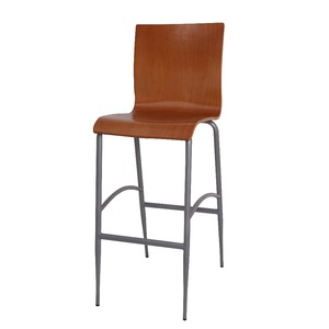 Commercial Counter Bar Stools Chairs tabouret de bar chaise haute High Stool for Kitchen