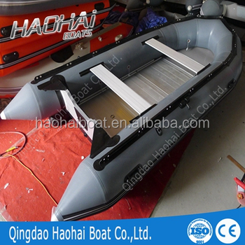 14ft 8person 430cm Aluminum Floor Inflatable Fishing Boat For Sale Buy Small Aluminum Boat For Sale Inflatable Boat For Jet Ski Inflatable Santa