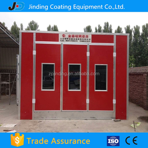 ce car and truck cheap JD-A1 auto spray paint booth