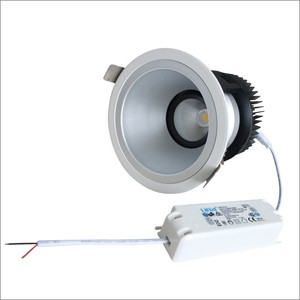 High quality Recessed COB LED down light