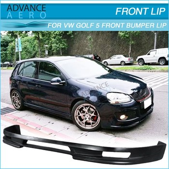 For Volkswagen 2006 2009 Vw Golf 5 Gti Jetta Pu Abt Style Front
