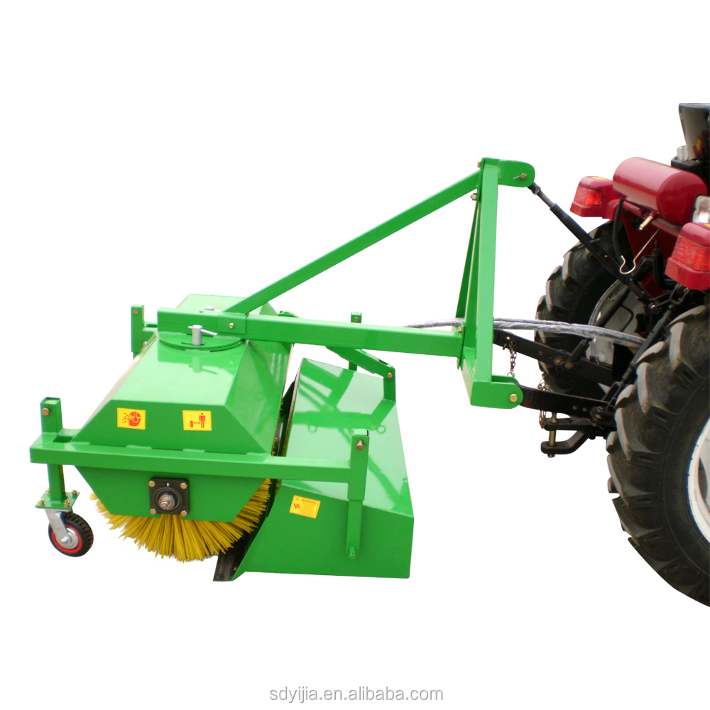 High quality CE approved tractor mounted road sweeper for sale