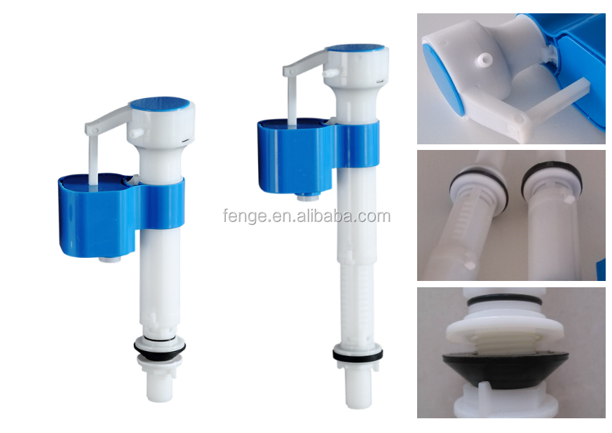 Abs And Pom Material Toilet Cistern Fitting Including Dual Flush Valve Fill Buy