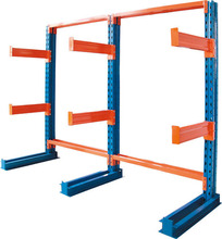 Google hot search China supplier DeYouXin new products cantilever rack for warehouse storage with business card
