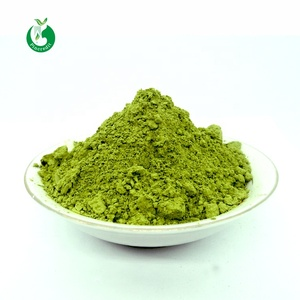 Private label green tea matcha cosmetic
