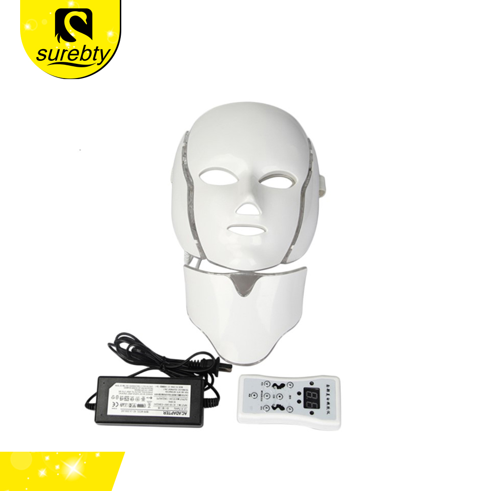 Massage & Relaxation Beauty & Health Fine 1set Facial Led 3d Beauty Mask Wrinkle Removal Electric Device Pdt Photon Skin Rejuvenating Beauty Machine Anti-aging Therapy Ce Sturdy Construction