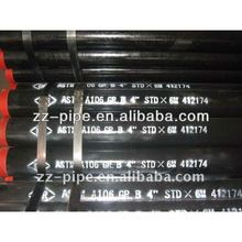 for phosphoric acid and sulphuric acid factories rubber lined carbon steel pipe