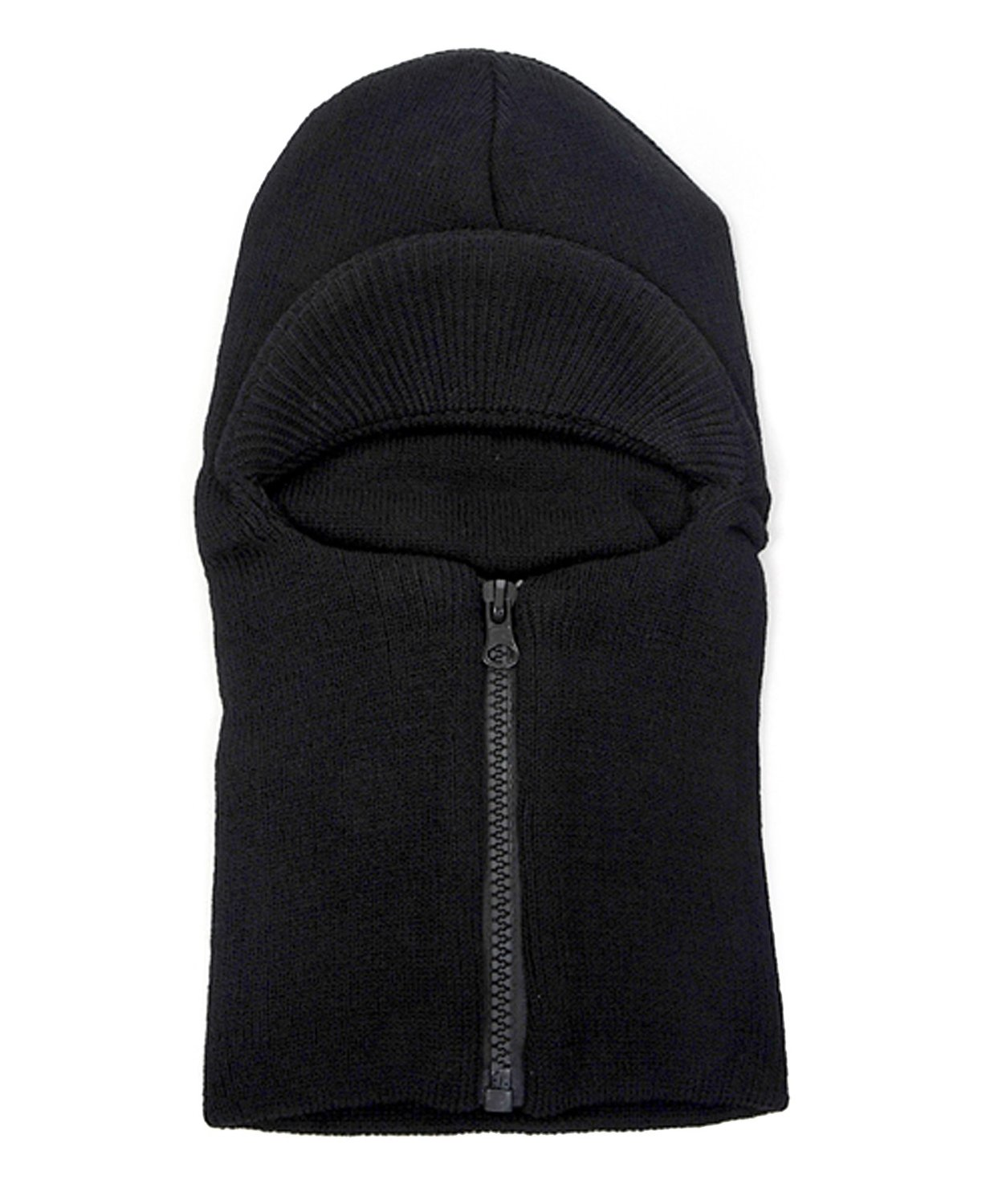 TheDapperTie Unisex Open-Face Knit Ski-Mask