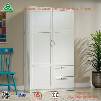 Streamlined Design Slim Wardrobe, Perfect Freestanding Wardrobes, White Wardrobe  Closet