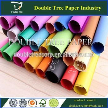 Mixed Color A4 Size Colour Fancy Paper/color Bristol Board