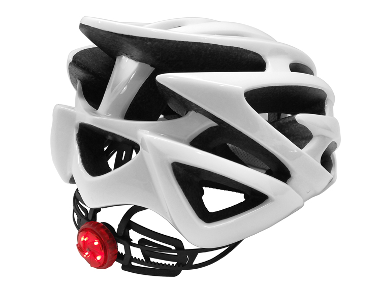 Competitive Mountain Bike Helmet with Sun Visor 9