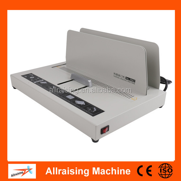 Digital Table-top Wireless Thermal Binding Machine
