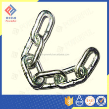 Professional Manufacturer Korean Standard Short Link Chain Steel Square Link Chain