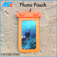Best Container Dry Bag Cell Phone Waterproof Pouch for universal mobile phone
