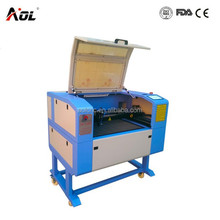 High performance 6040 table desktop top laser cutting and engraving machine