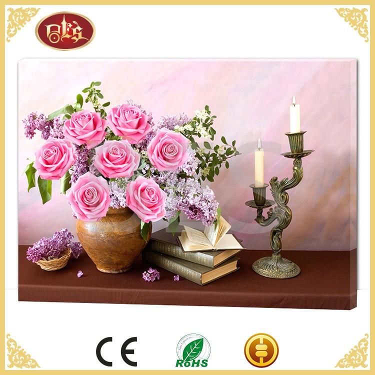Kolay Basit çiçek Resimtuval üzerine çiçek Resmi Buy Basit çiçek