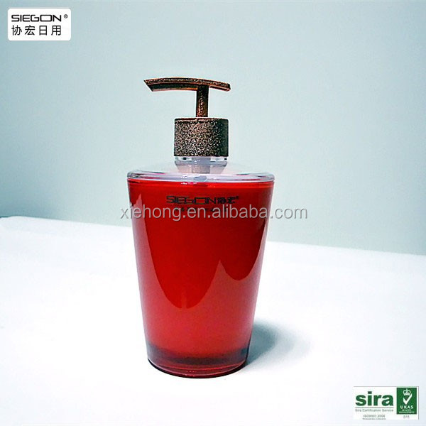 plastic hotel public toilet bathroom soap dispenser