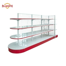 Gemak Winkel Slat Supermarkt Display Plank