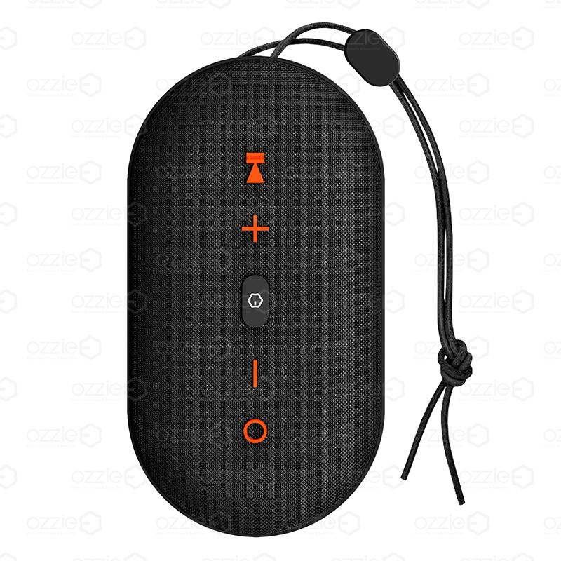 Bluetooth Shower Speaker With Waterproof IPX5 Fabric Power Bank Bluetooth Speaker pack