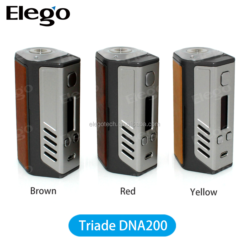 2016 Super Hot Lost Vape Triade DNA200/Therion DNA133 Mod, 133W Therion DNA133