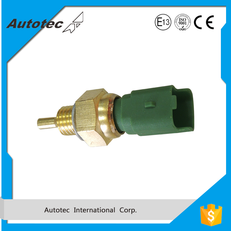 Environmental protection inline coolant temperature sensor