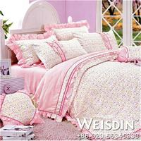 palid wholesale china 500 thread count bed sheet