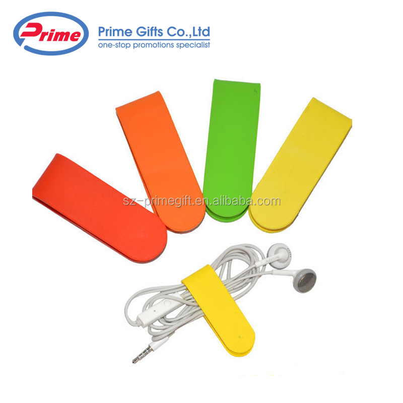New Design Multi Function Magnetic Silicone Phone Clip with Your Logo