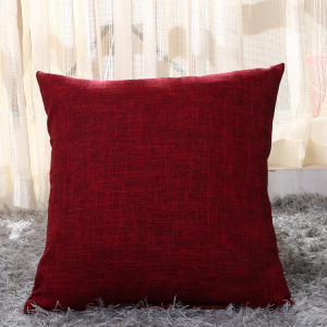 Plain Burlap Pillow Covers Supplieranufacturers At Alibaba
