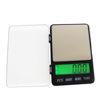 Electronic Number Counting Pocket Weighing Scale