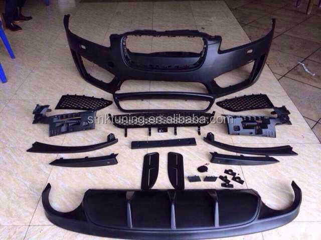 Body Kit For Jaguar Xf Upgrade Xfrs