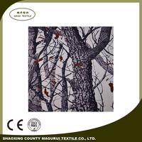 polyester camouflage fabric