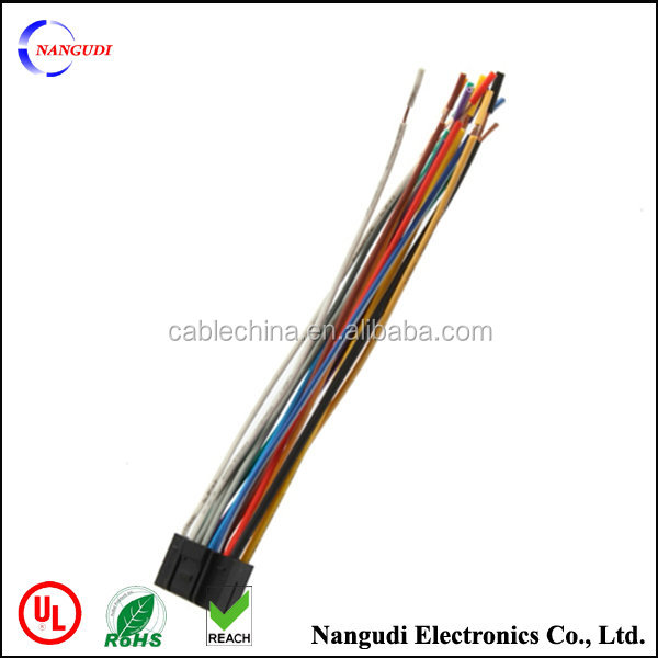 UL approved custom electronic ECU wire harness ecu wire harness, ecu wire harness suppliers and manufacturers at Custom Automotive Wiring Components at bayanpartner.co