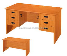 Office desk for home office workstation used, Contempoary high class furniture with customized size and style (Y-B637A)