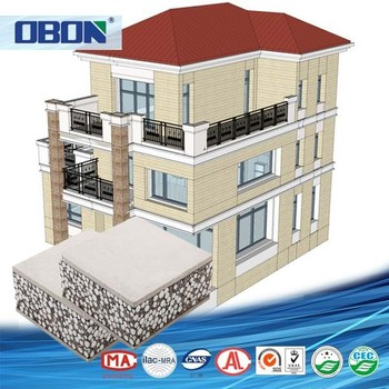Obon Quick Installation Prefabricated Houses India - Buy ...