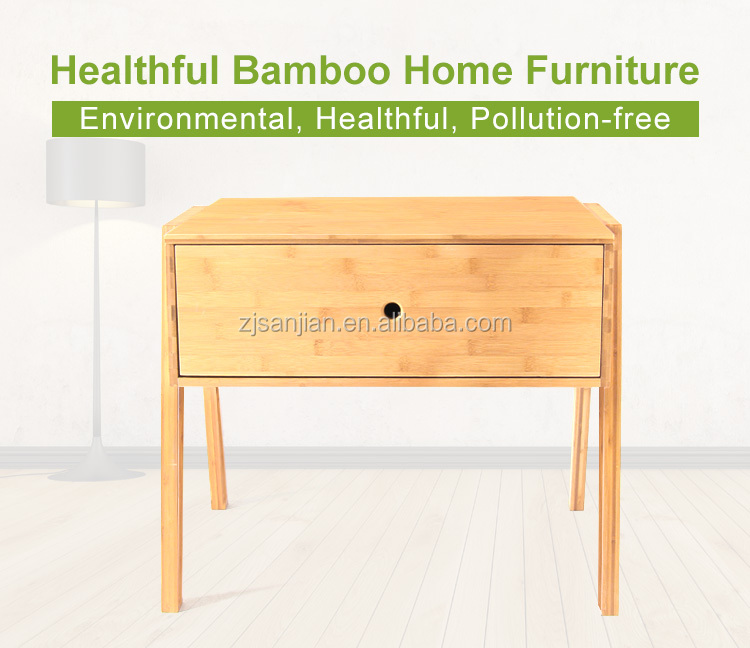 2016 Healthful multifunction wooden folding drawer cabinet