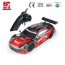 SJY-RC-18 Speed RC Drift Car 2.4G 1/18 Scale Models 4wd Nitro Vehicle High Speed RC Car Hobby